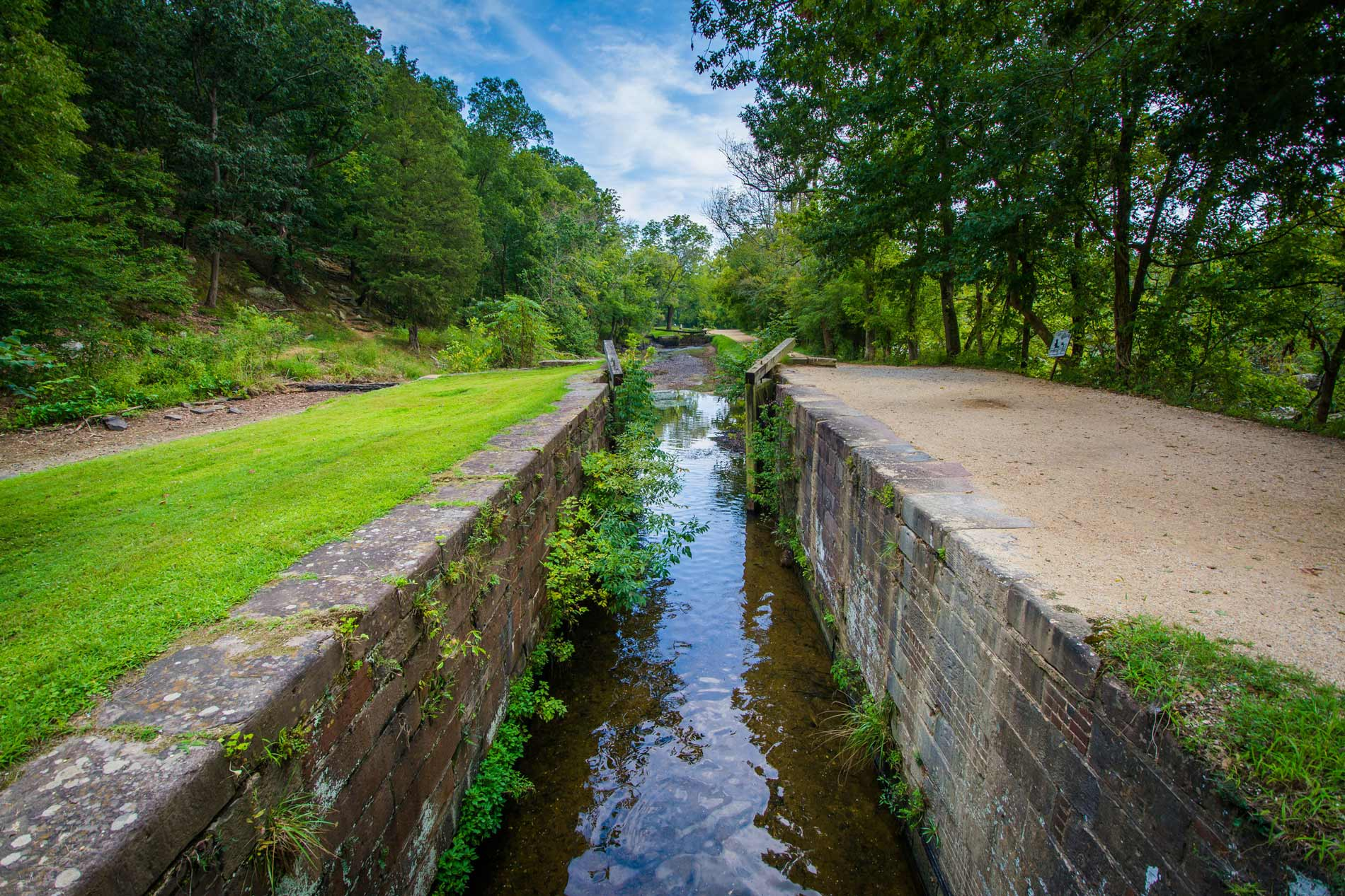 The Great Bicycle Tour of the Historic C&O Canal